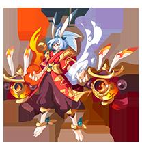 豪火·兔神