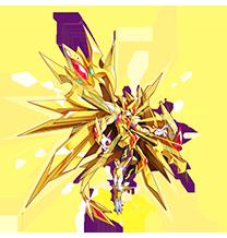 圣域·黄金龙帝