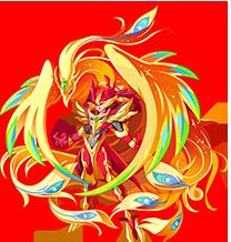 涅槃天焰·凤凰