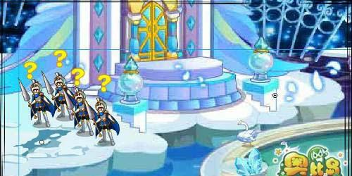 奥比岛预告:天鹅国度的真假王子