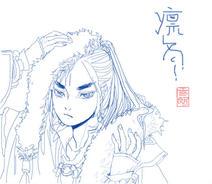 【线稿】凛冬