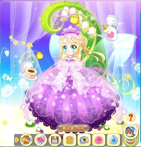 奥比岛周刊童话公主浪漫装扮赛
