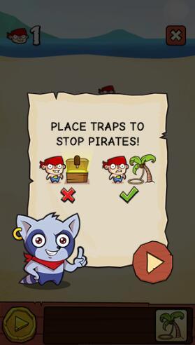 狸猫大战海盗