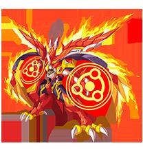 烈焰煋护·不死星