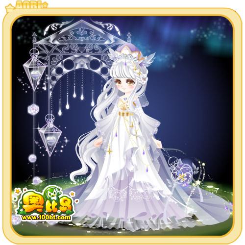 奥比岛心灵魔导师女神装