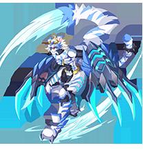 断冰神锋·白虎