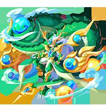 混沌真元·龙神