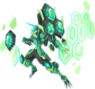 碧原铁甲·玄武
