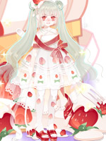 草莓甜心套装
