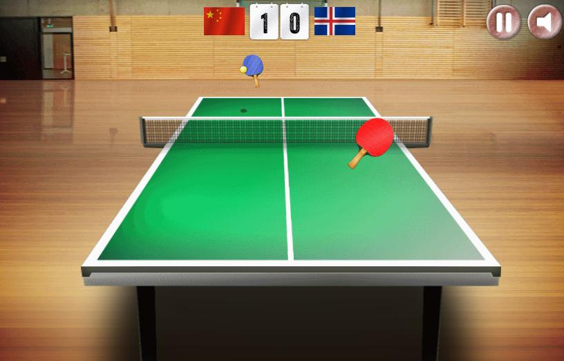 乒乓球大赛