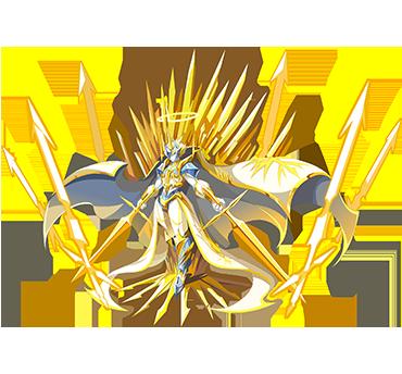 威耀圣光·万剑王