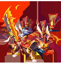 新月之火·兔神