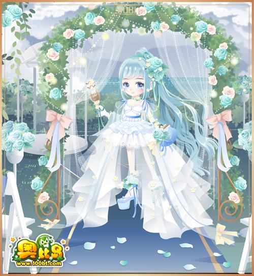 奥比岛璀璨婚宴礼装