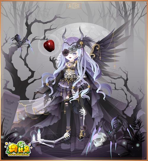 奥比岛黑暗女神倪克斯
