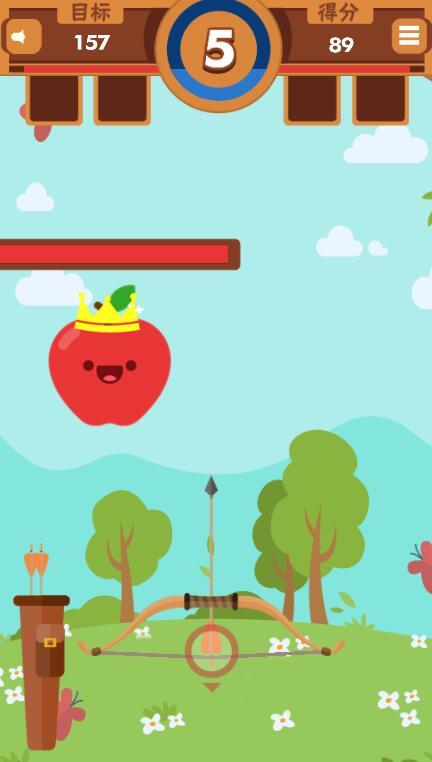 弓箭水果大作战