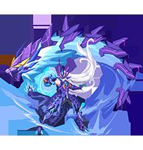 冥影神逆·青龙