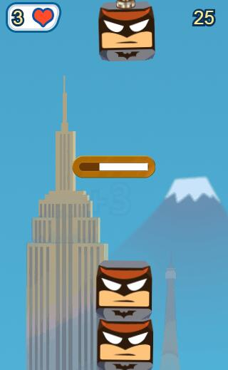 建造摩天大楼