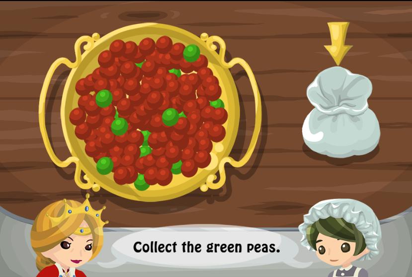 豌豆与公主