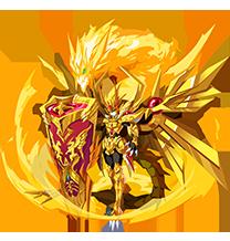 黄金圣盾·龙尊