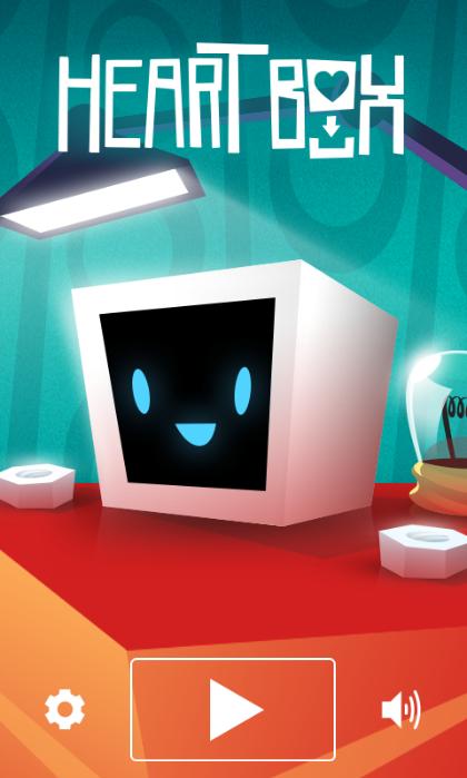 小盒子机器人
