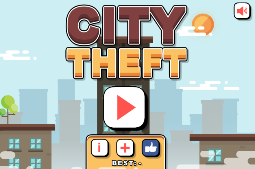 城市盗窃者