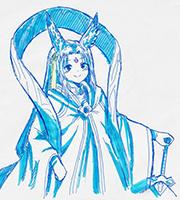 轻舞花剑·阿楚