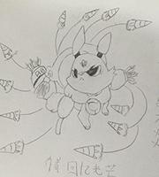 皎月幻兔战无炎