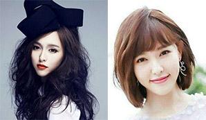 【女明星】短发PK长发,谁更胜一筹?