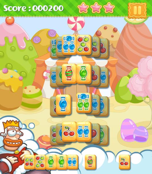 甜蜜的糖果王国无敌版