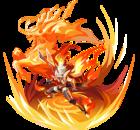 桀骜烈炎·火麒麟