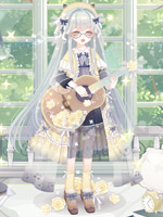 柯琳吉他手套装