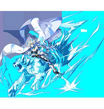 传说·冰锋白虎