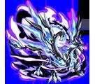奥拉星[灭世魔焰]黑炎龙