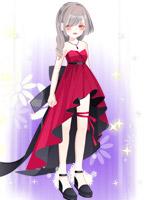 绯红之舞套装