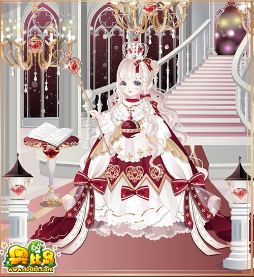 奥比岛红宝石女王装图鉴