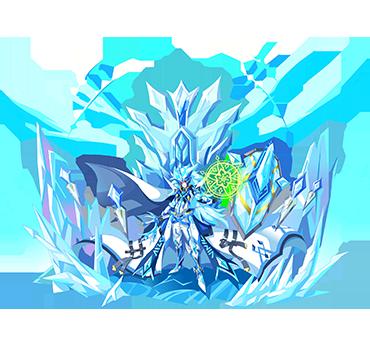 极地寒魄·冰灵王