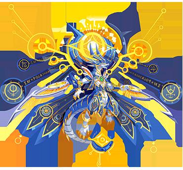 神罚·秩序圣龙
