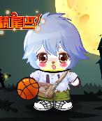 打篮球的Boy