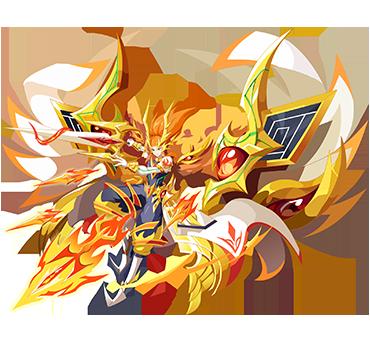 传说·龙君焰