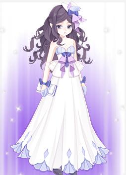 贵族舞会少女装