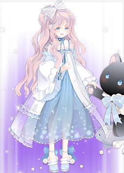 小公主睡衣装