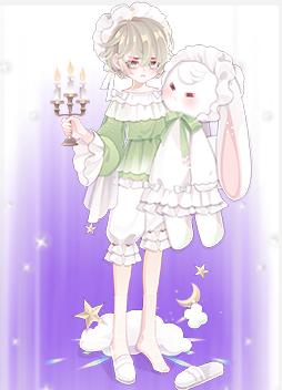 小王子睡衣装