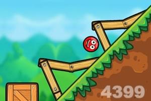 小紅球大冒險