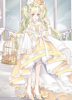 贵族南茜套装