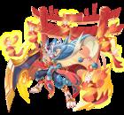 天启月火·兔神