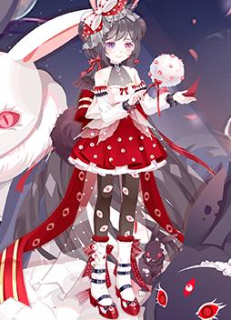 百目兔子套装