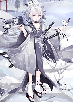 传说•秘梦雪男套装