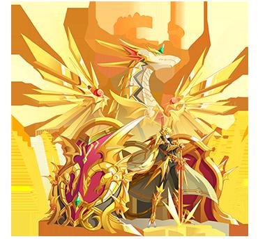 天启·黄金圣龙