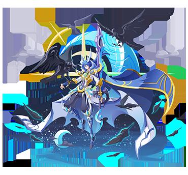 暗鹫极夜·月影王