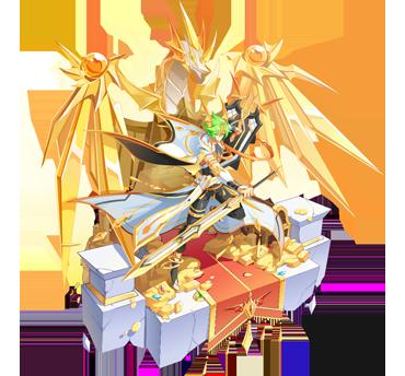 黄金龙皇·阿瑞斯